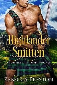 Highlander Smitten (Highlander in Time #4)