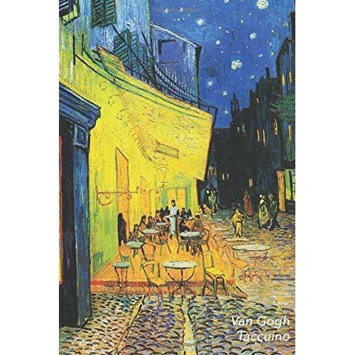 Van Gogh Taccuino Terrazza Del Caffè La Sera Place Du