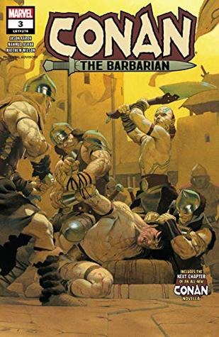 Conan The Barbarian (2019-) #3