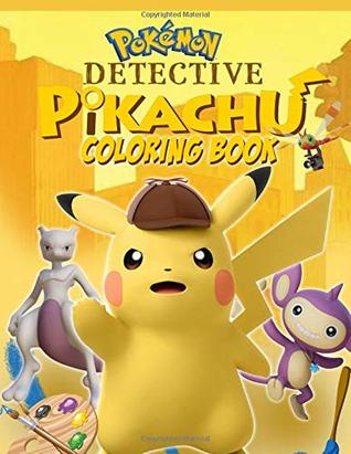 Pokemon Detective Pikachu Coloring Pages Hd Football