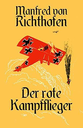 Der rote Kampfflieger (Illustriert)