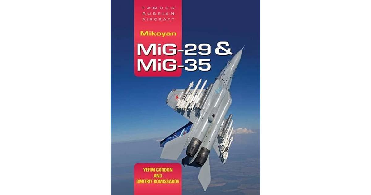 Mikoyan MiG-29. Famous Russian Aircraft