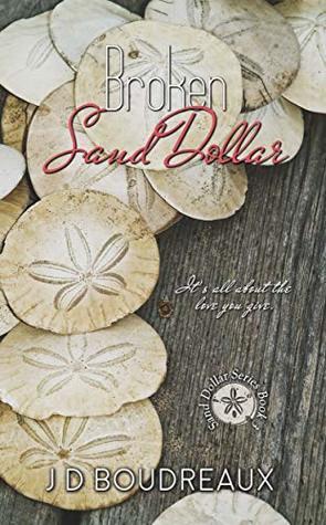 Broken Sand Dollar by J.D.  Boudreaux