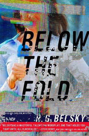Below the Fold (Clare Carlson #2)