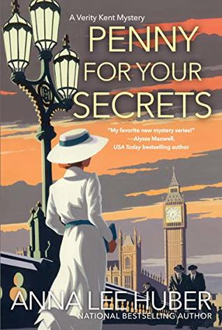 Penny for Your Secrets (Verity Kent, #3)
