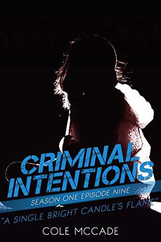 Book cover for Criminal Intentions book 9