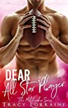 Dear All Star Player (The Matchmaker Series)