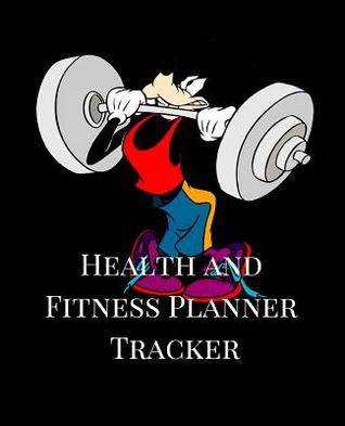 Health And Fitness Planner Tracker A Black Funny Cartoon Theme 90 Day Daily Planner Workout Exercise And Food Planning Journal With Fitness Calendar And Motivational Quotes For Kids And Teens By Healthy
