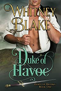 Duke of Havoc (Dukes of Destiny #1)
