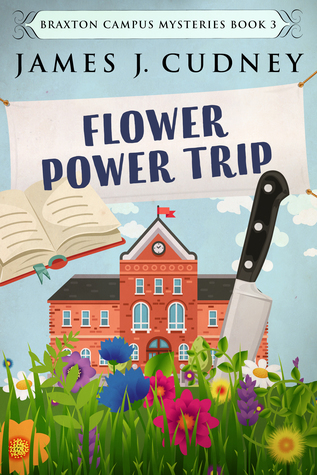 Flower Power Trip by James J. Cudney