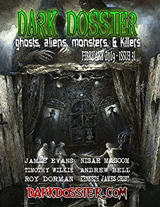 Dark Dossier #31: The Magazine of Ghosts, Aliens, Monsters, & Killers