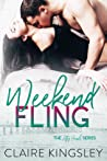Weekend Fling (Jetty Beach, #5)