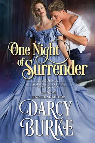 One Night of Surrender (Wicked Dukes Club #2)