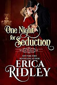 One Night for Seduction (Wicked Dukes Club #1)