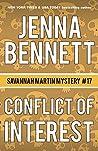 Conflict of Interest (Savannah Martin Mystery #17)