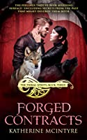 Forged Contracts (Tribal Spirits, #3)