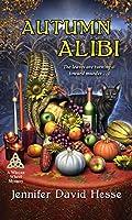 Autumn Alibi (A Wiccan Wheel Mystery Book 6)