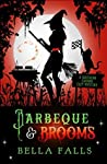 Barbeque & Brooms (A Southern Charms Cozy Mystery Book 4)