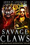 Savage Claws (New York Paranormal Police Department #2)
