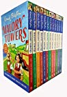 Enid Blyton Malory Towers collection 12 books set