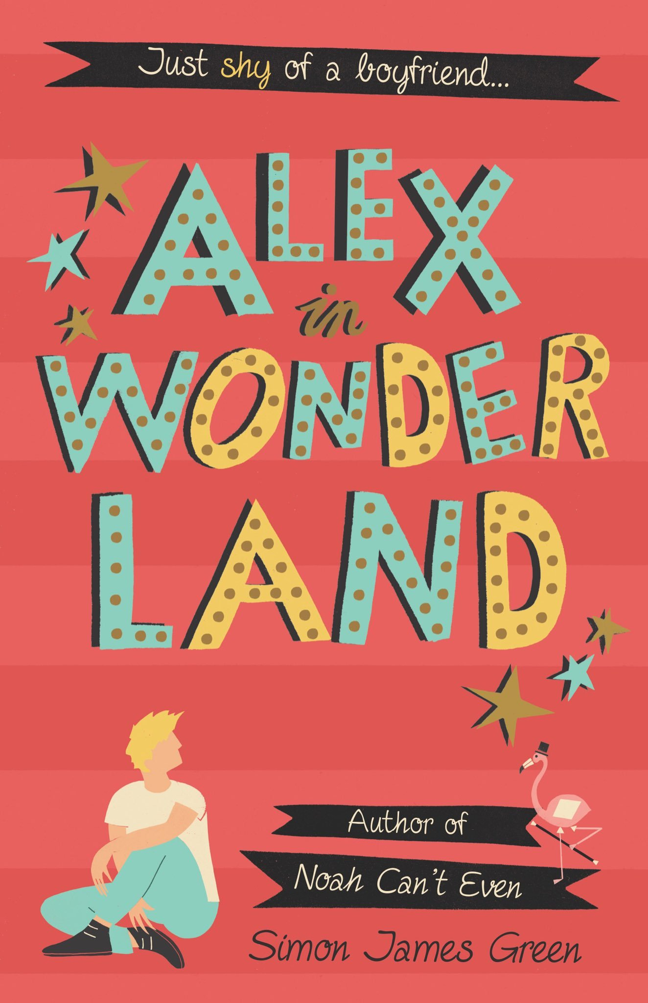 Alex in Wonderland by Simon James Green