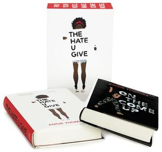Angie Thomas 2-Book Box Set: The Hate U Give and On the Come Up by Angie Thomas
