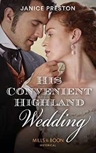 His Convenient Highland Wedding (The Lochmore Legacy, #1)