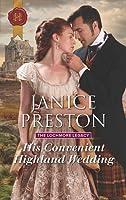 His Convenient Highland Wedding (The Lochmore Legacy #1)