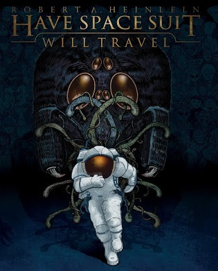Have Space Suit Will Travel Graphic Novel