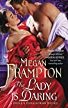 The Lady is Daring (Duke's Daughters, #3)