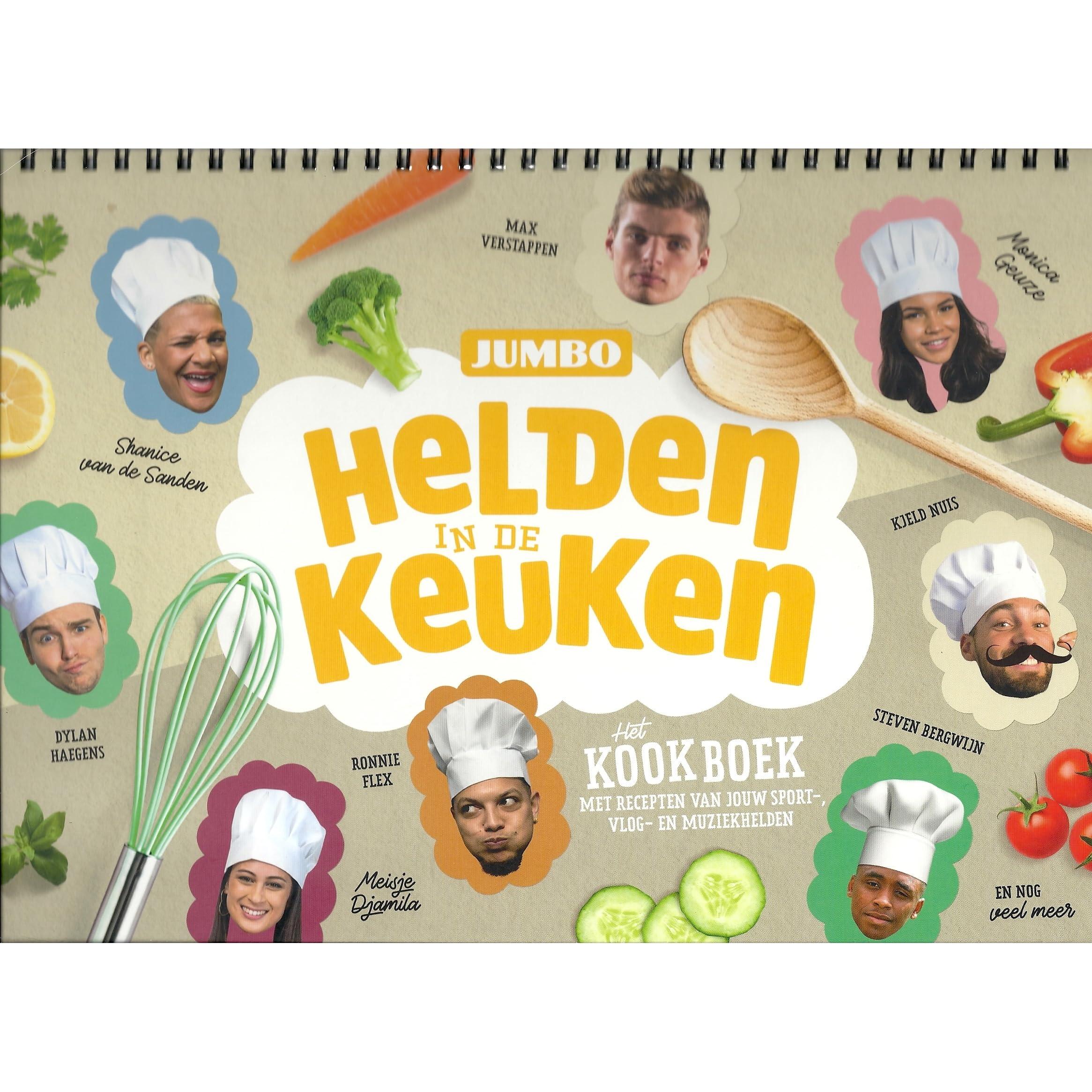 Jumbo Helden In De Keuken By Dylan Haegens