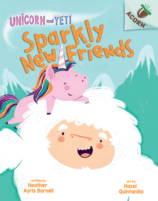 Sparkly New Friends by Heather Ayris Burnell