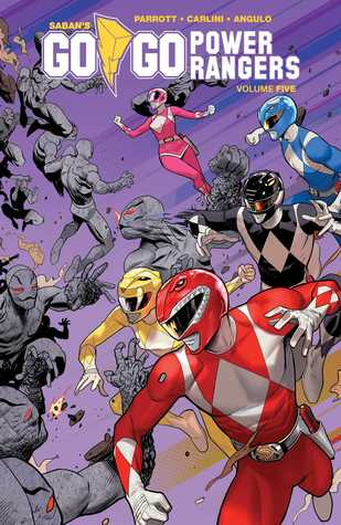 Saban's Go Go Power Rangers, Vol. 5