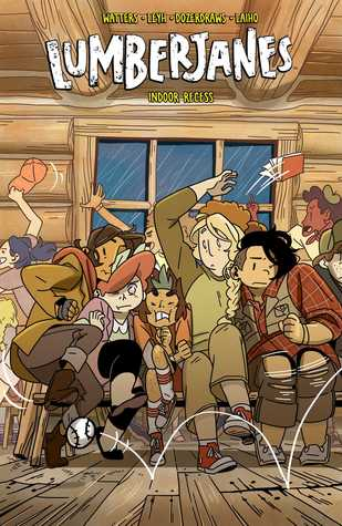 Indoor Recess (Lumberjanes, Vol. 13)
