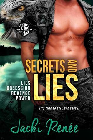 Secrets and Lies (Men of Phantom Book 3)