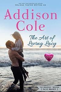 The Art of Loving Lacy (Sweet with Heat: Weston Bradens #4)
