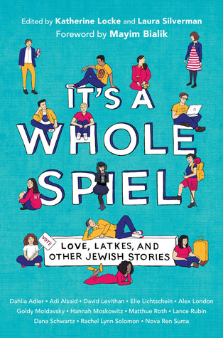 It's a Whole Spiel by Katherine  Locke