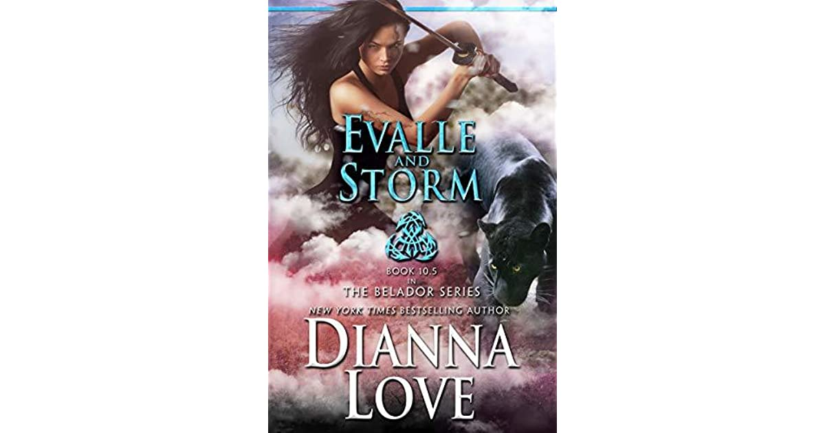 Evalle And Storm Belador 10 5 By Dianna Love