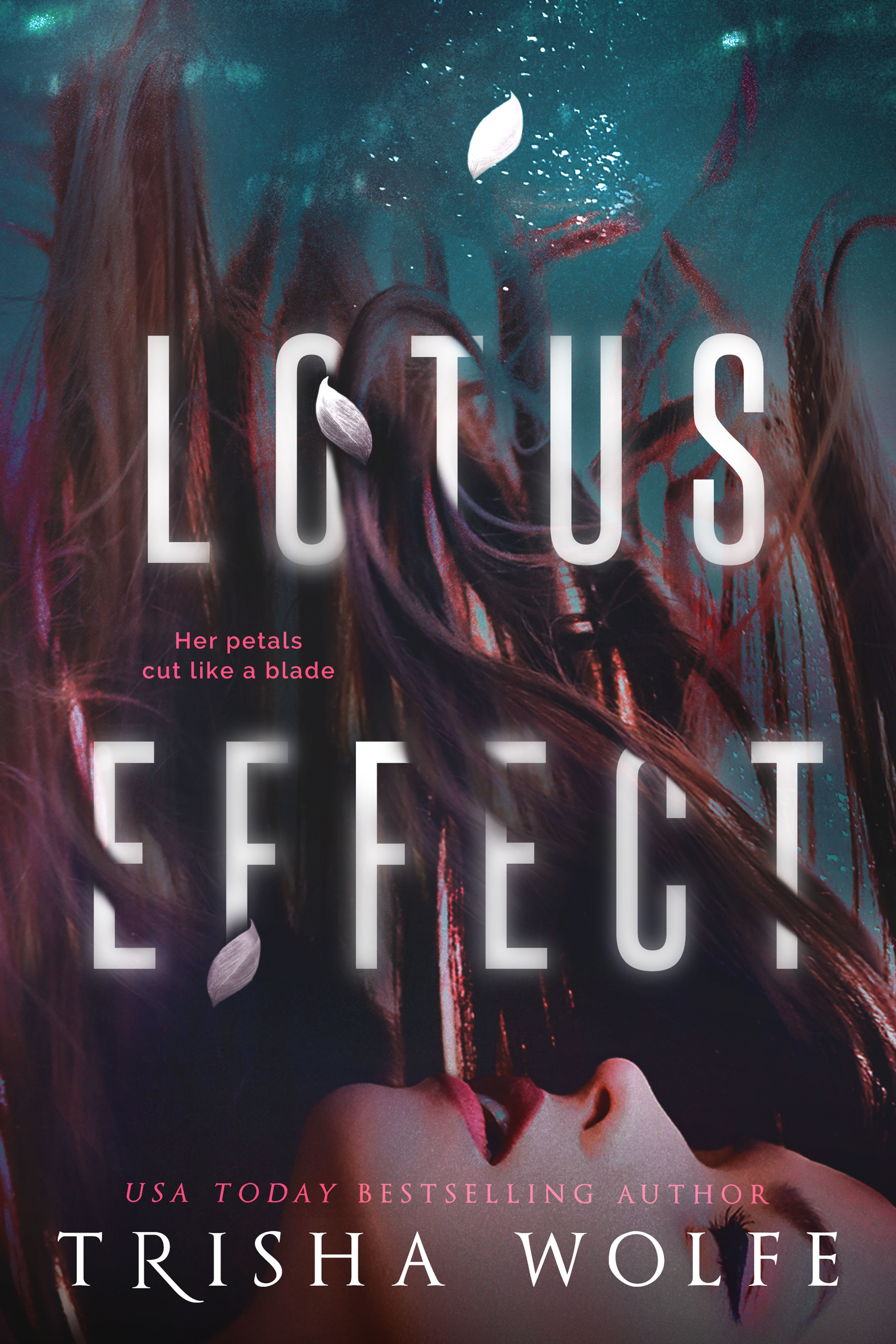 Lotus Effect by Trisha Wolfe