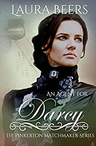 An Agent for Darcy (The Pinkerton Matchmaker #17)