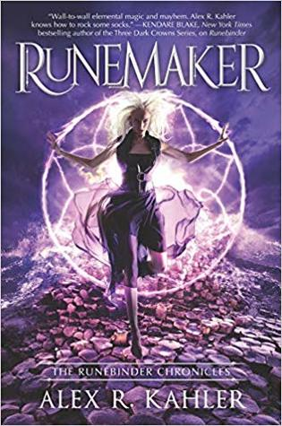 Runemaker (The Runebinder Chronicles #3)