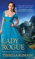 Lady Rogue (The Royal Rewards #3)