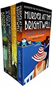 The Amory Ames Mysteries 4 books collection set