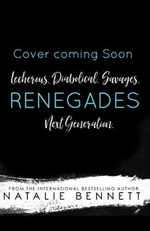 Renegades (Badlands: Next Generation #3)
