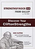 Strengthsfinder 2.0 from Gallup and Tom Rath: Discover Your CliftonStrengths