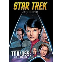Star Trek - TNG/DS9: Divisi Cadiamo (Star Trek The Graphic Novel Collection, #22)