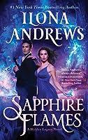 Sapphire Flames (Hidden Legacy, #4)