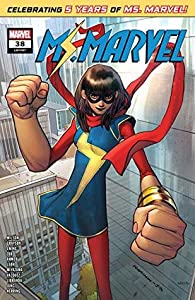 Ms. Marvel (2015-2019) #38