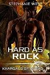 Hard as Rock (Khargals of Duras, #3)