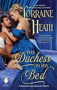 The Duchess in His Bed (Sins for All Seasons, #4)